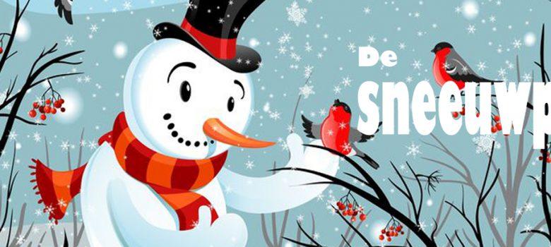 De sneeuwpop